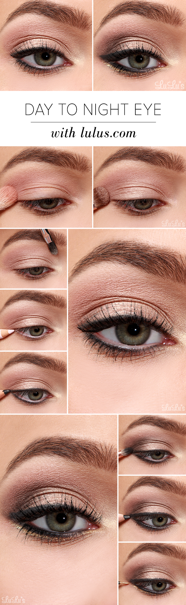 day to night eye shadow
