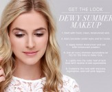 Get the Look: Dewy Summer Makeup
