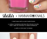 Mani Monday: Rainbow Sprinkles Nail Tutorial