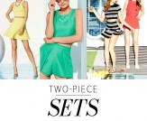Trend Alert: Two-Piece Sets!