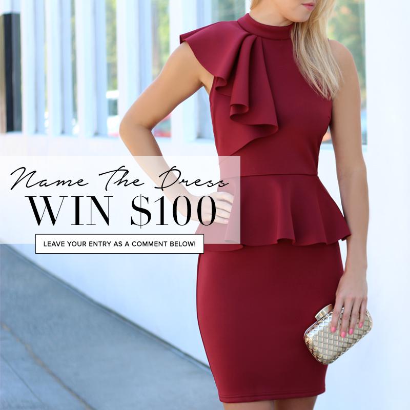 name the dress
