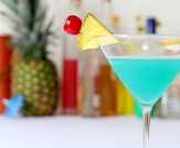 Aquamarine Martini Recipe