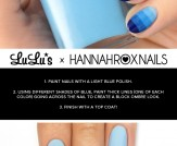 Mani Monday: Blue Ombre Nail Tutorial