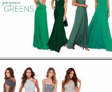 LuLu*s Fall Bridesmaid Dresses