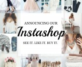 Announcing the LuLu*s Instashop!