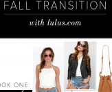 Fall Transition Style Guide 2015