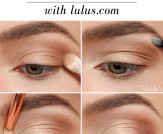 LuLu*s How-To: Merlot Cat Eye Makeup Tutorial