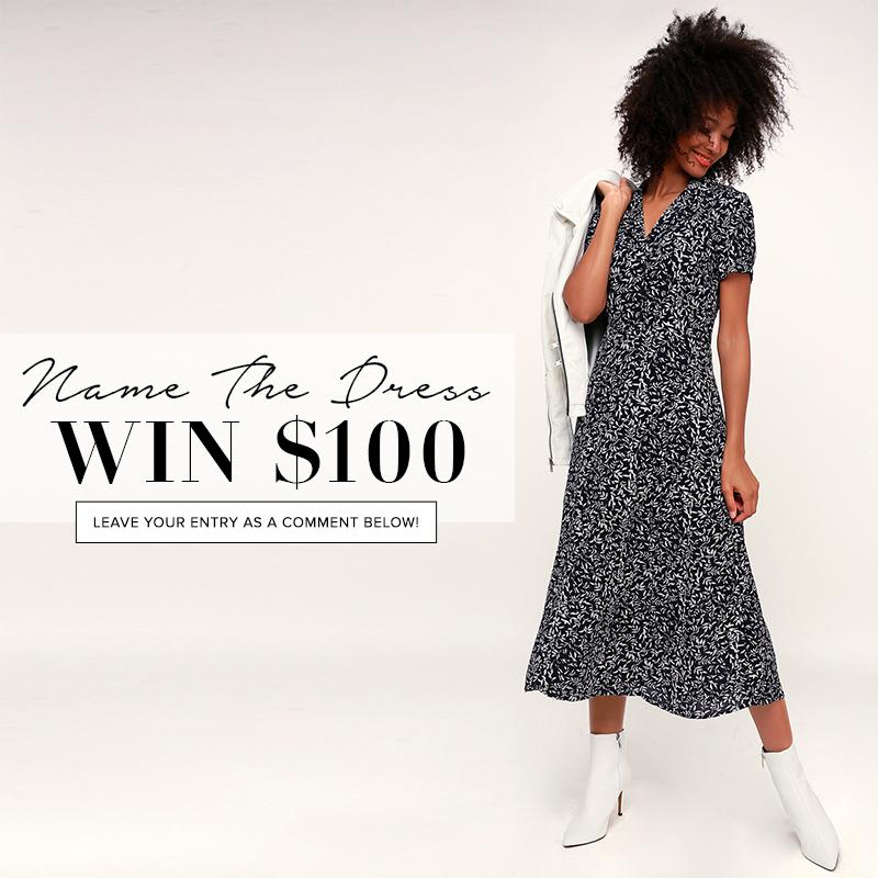 500c6838701 Name the Dress: #399 - Lulus.com Fashion Blog