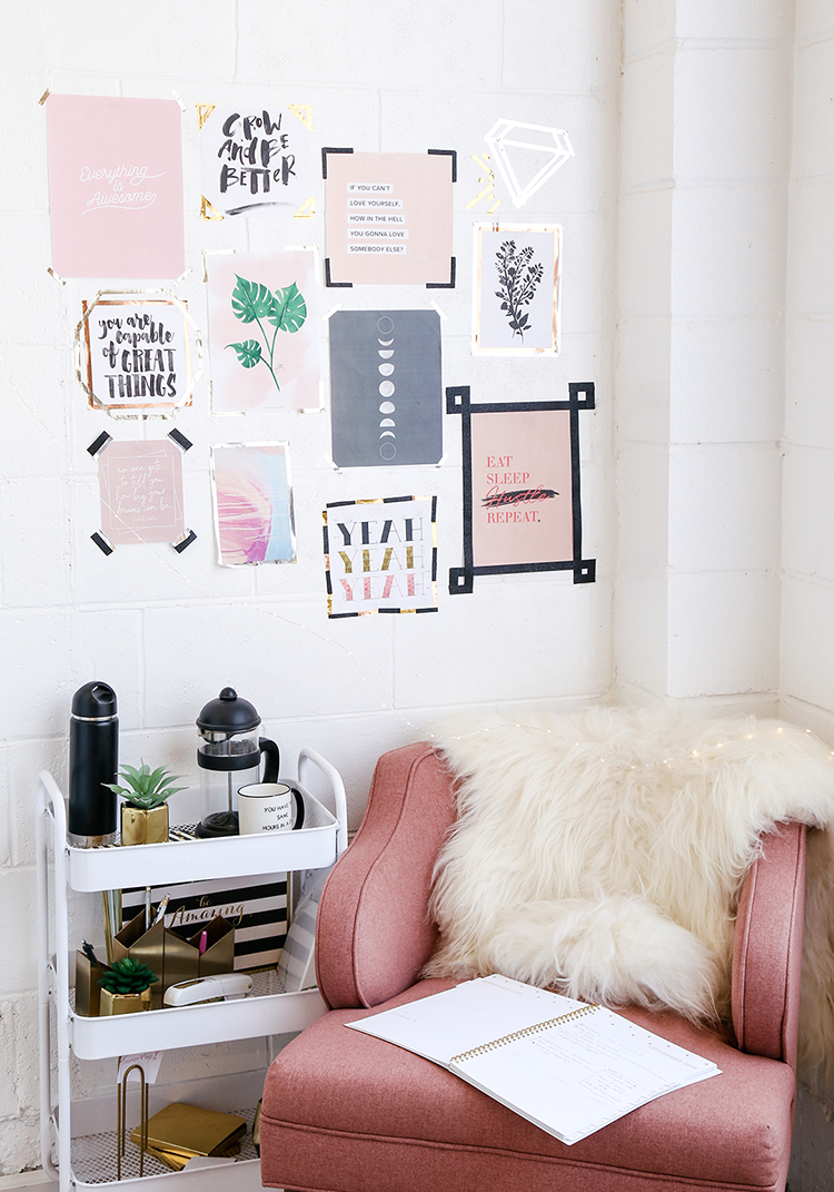 Dorm Decor Ideas: 5 Ways to Decorate Your Dorm Room