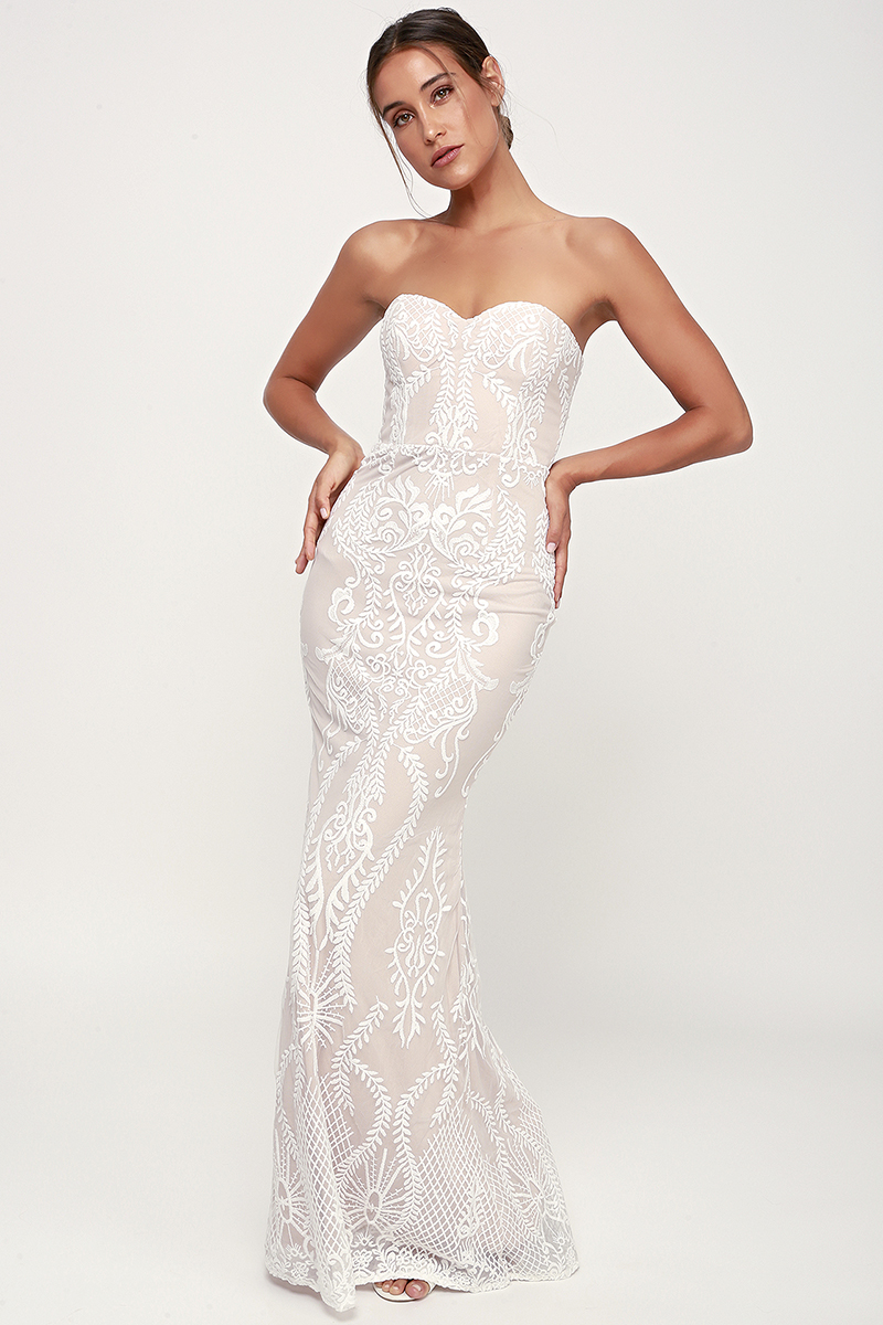 Strapless Bras For Wedding Dress.What To Wear Under Every Type Of Wedding Dress According To A Bra