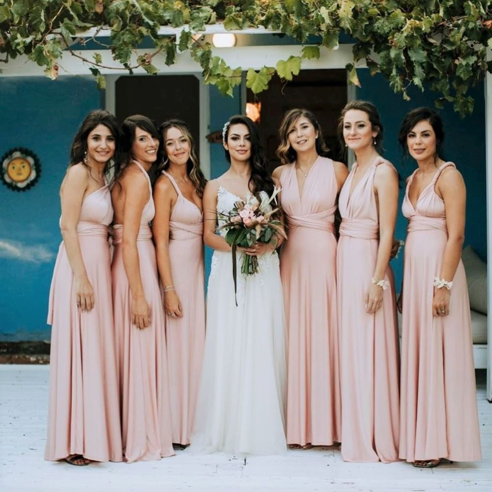 Mismatched Bridesmaid Dresses: 8 Ways To Nail The Look