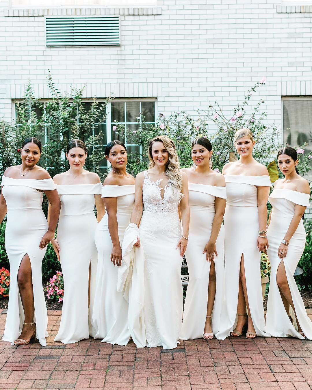 7 Bridal Parties That Will Make You Fall In Love With The