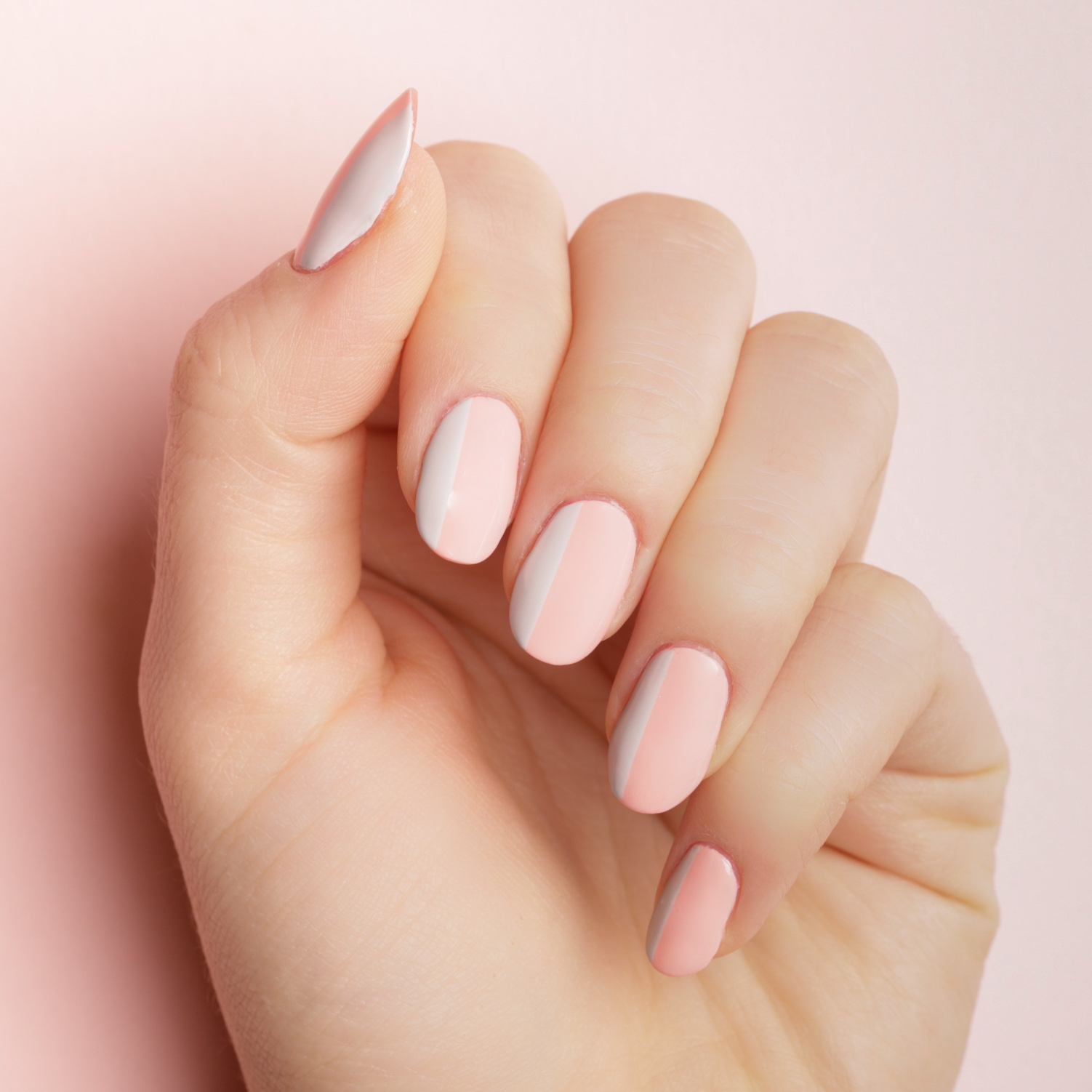Get Super Cute Valentine S Nails With This Easy Diy Tutorial Lulus