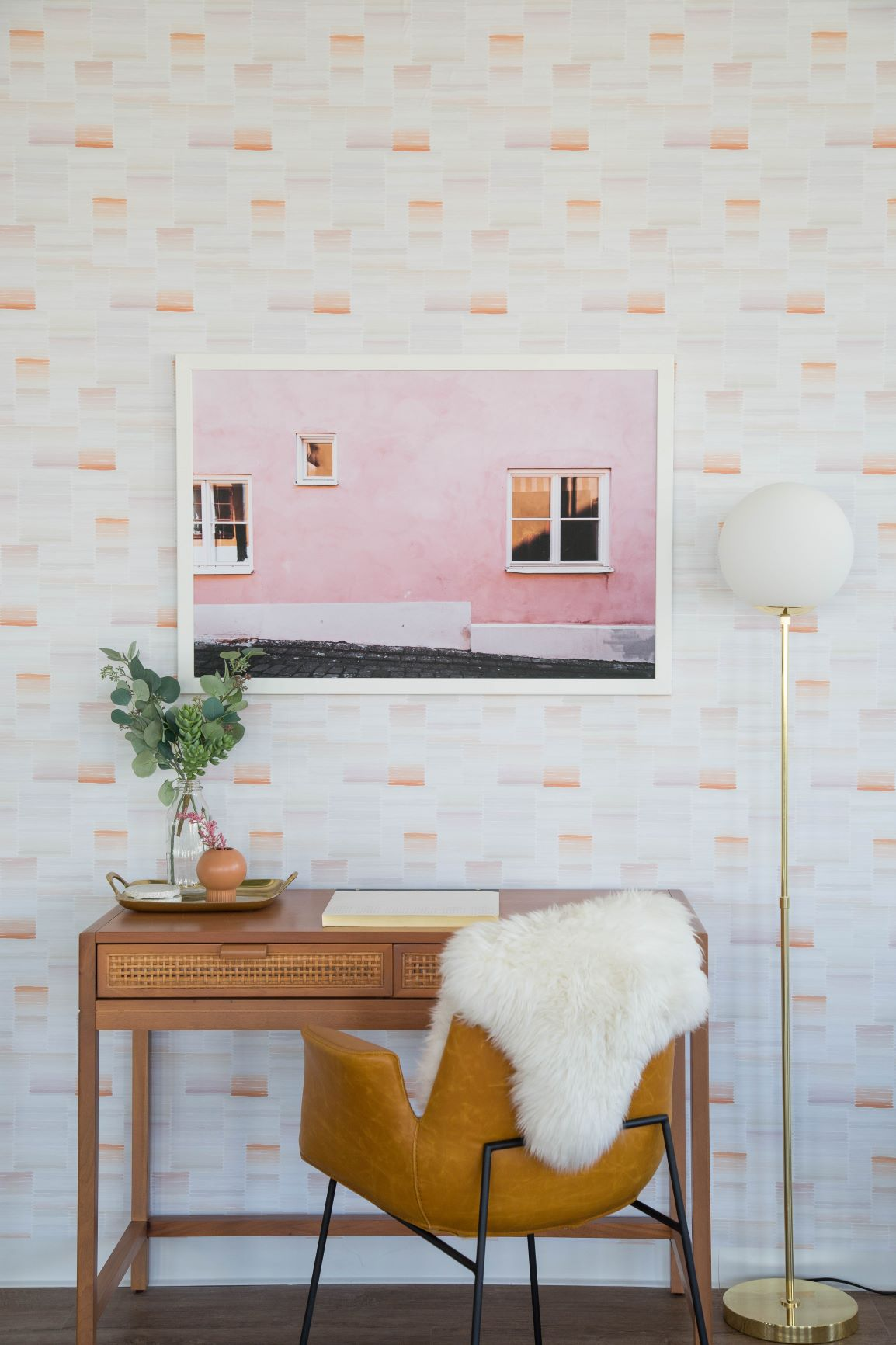 Removable Wallpaper Is The Easiest Way To Give Your Room An