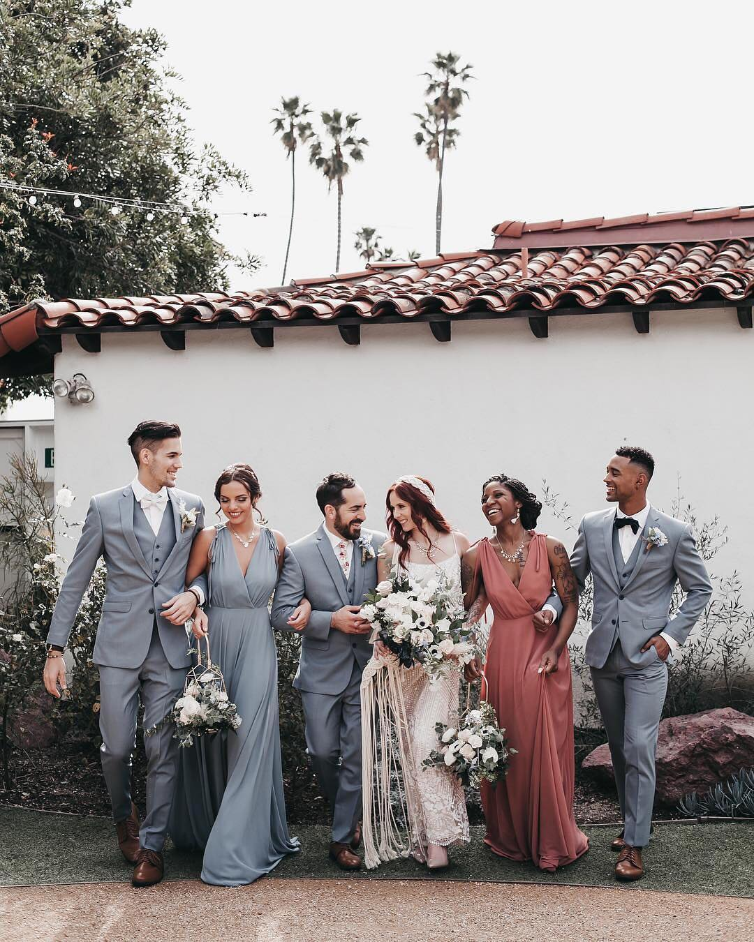 7 Vintage Wedding Theme Colors That Will Look Totally