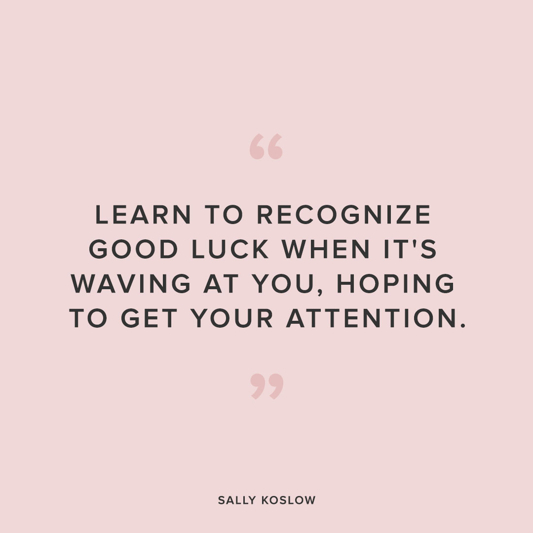 Inspiration Station: The 10 Best Luck Quotes to Share on St ...