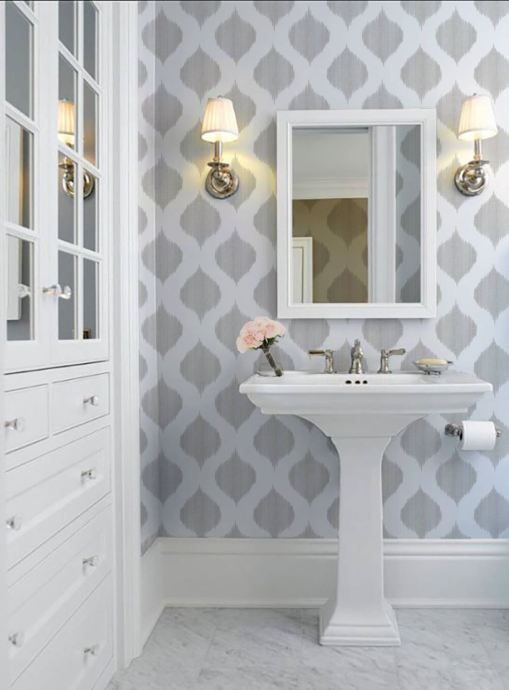 Removable Wallpaper Is The Easiest Way To Give Your Room An Instant Facelift For Spring Lulus Com Fashion Blog