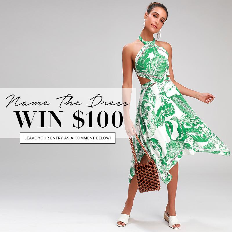 fc573a7998ed Name the Dress: #425 - Lulus.com Fashion Blog