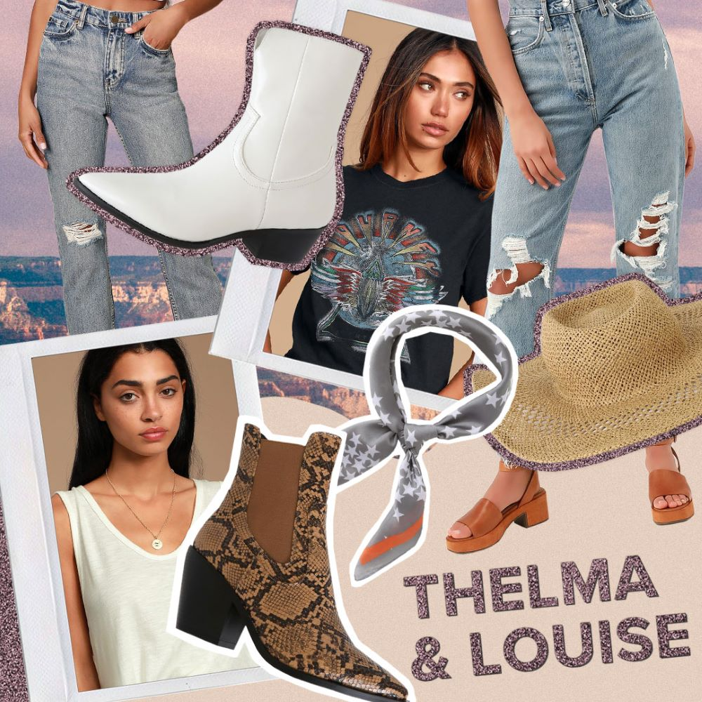 Download Thelma And Louise Costumes  JPG