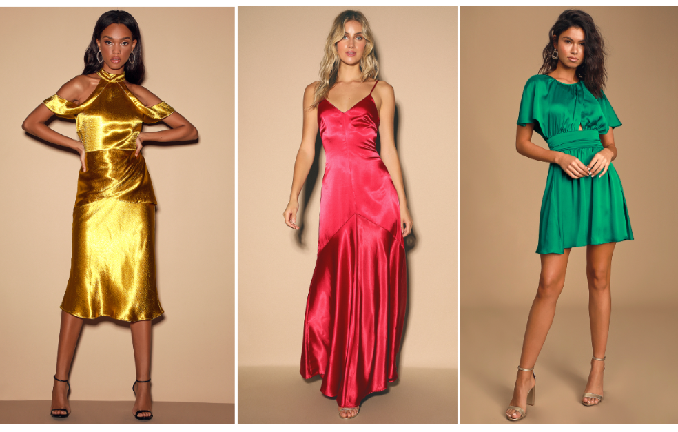 What To Wear To A Christmas Party Holiday Christmas Party Outfits Lulus Com Fashion Blog