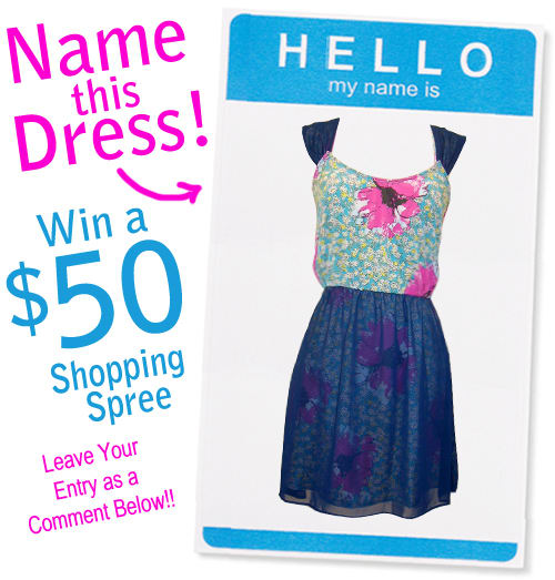 4d7f93caea4 Name the Dress  34! - Lulus.com Fashion Blog