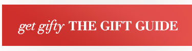 Get Gifty - Shop the Gift Guide