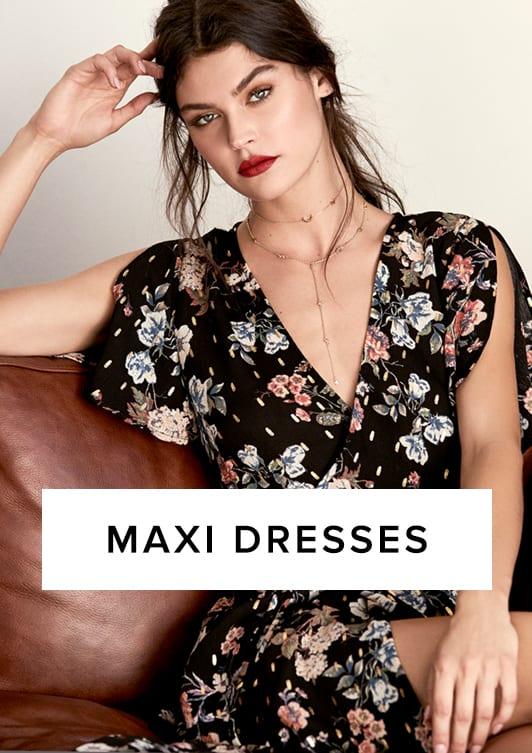Shop Maxi Dresses for Women.