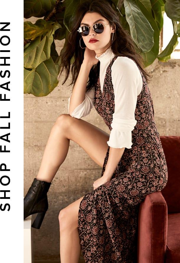 Shop Fall Fashions.