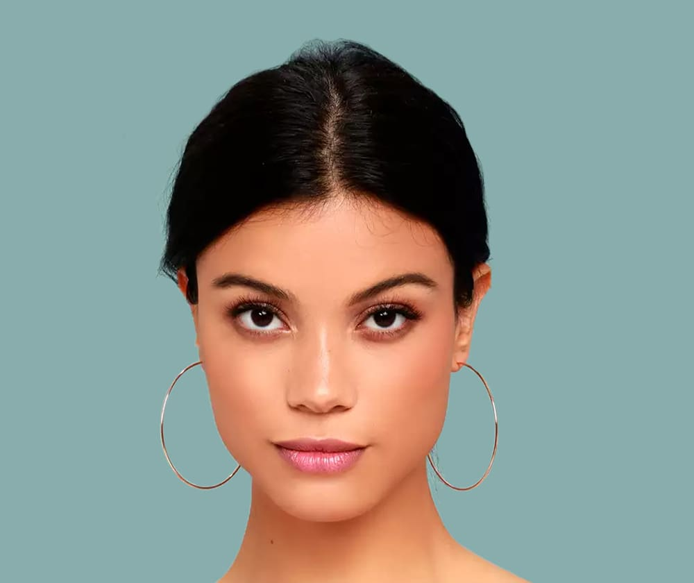 Come and Get it Rose Gold Hoop Earrings