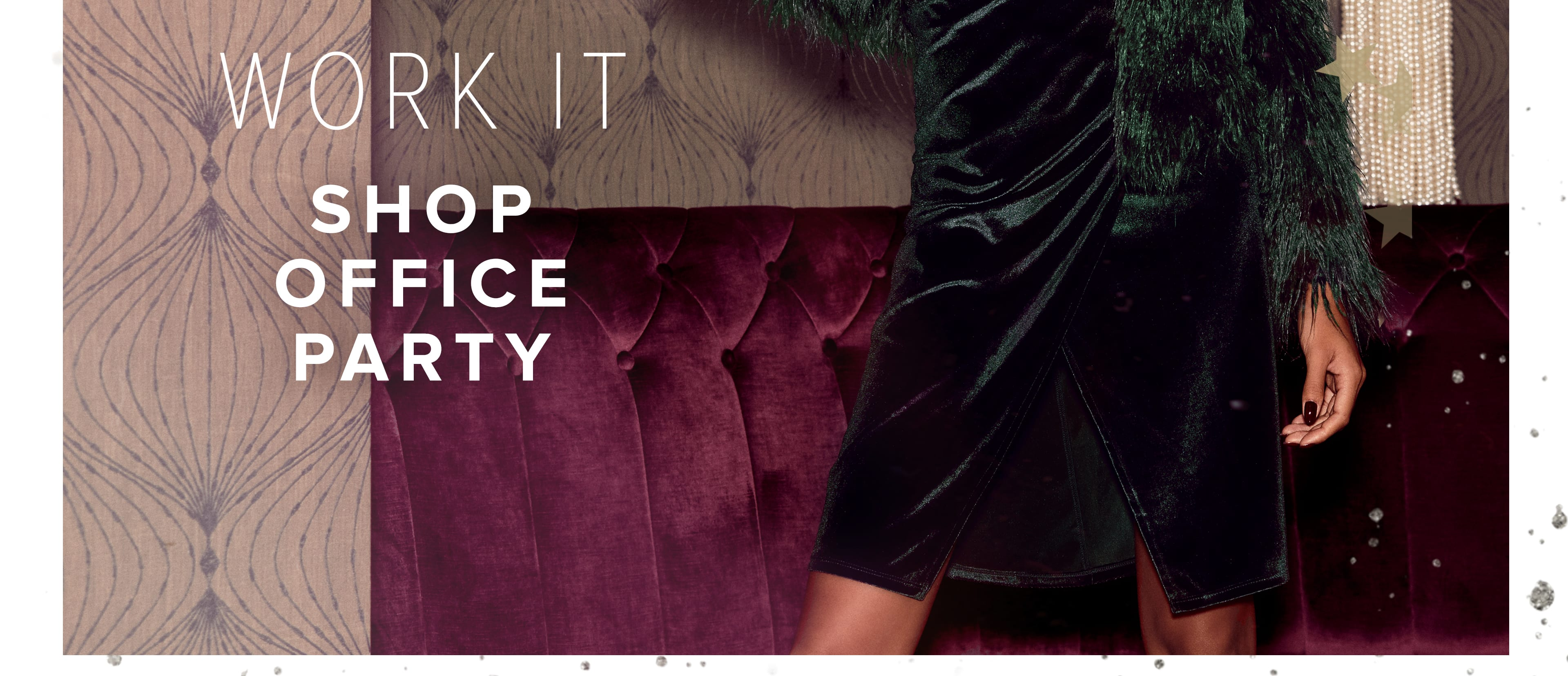 Shop Office Party Dresses, Work Function Dresses, and Company Party Dresses for Women.