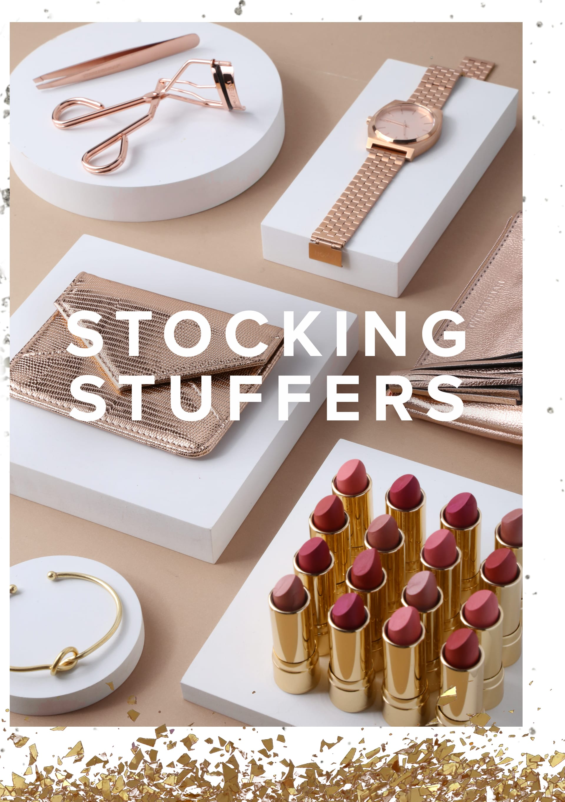Shop Stocking Stuffers and Small Gifts for Women.