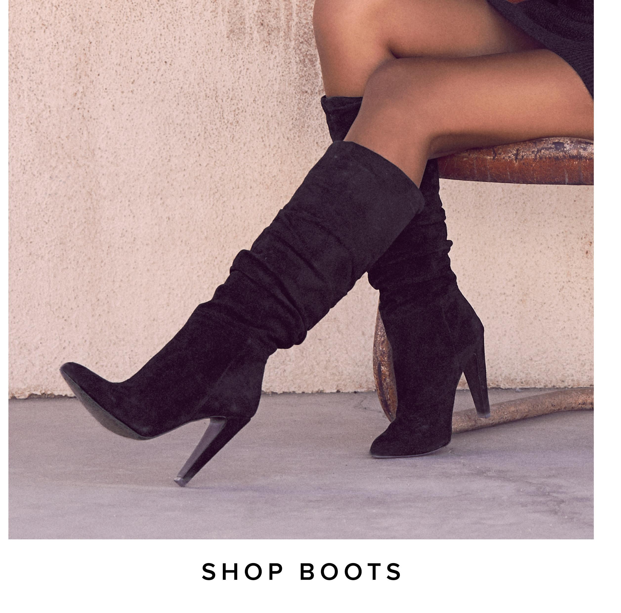 Shop Boots for Women.