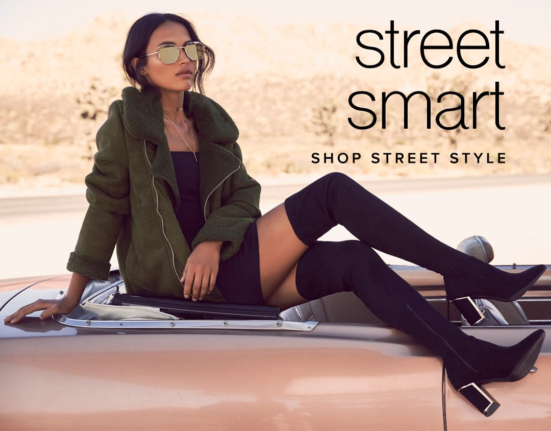 Shop Street Style for Women.