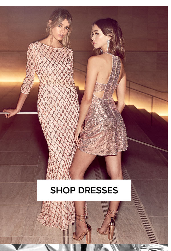 Shop Party Dresses, Casual Dresses, Formal Dresses, and Maxi Dresses for Women.