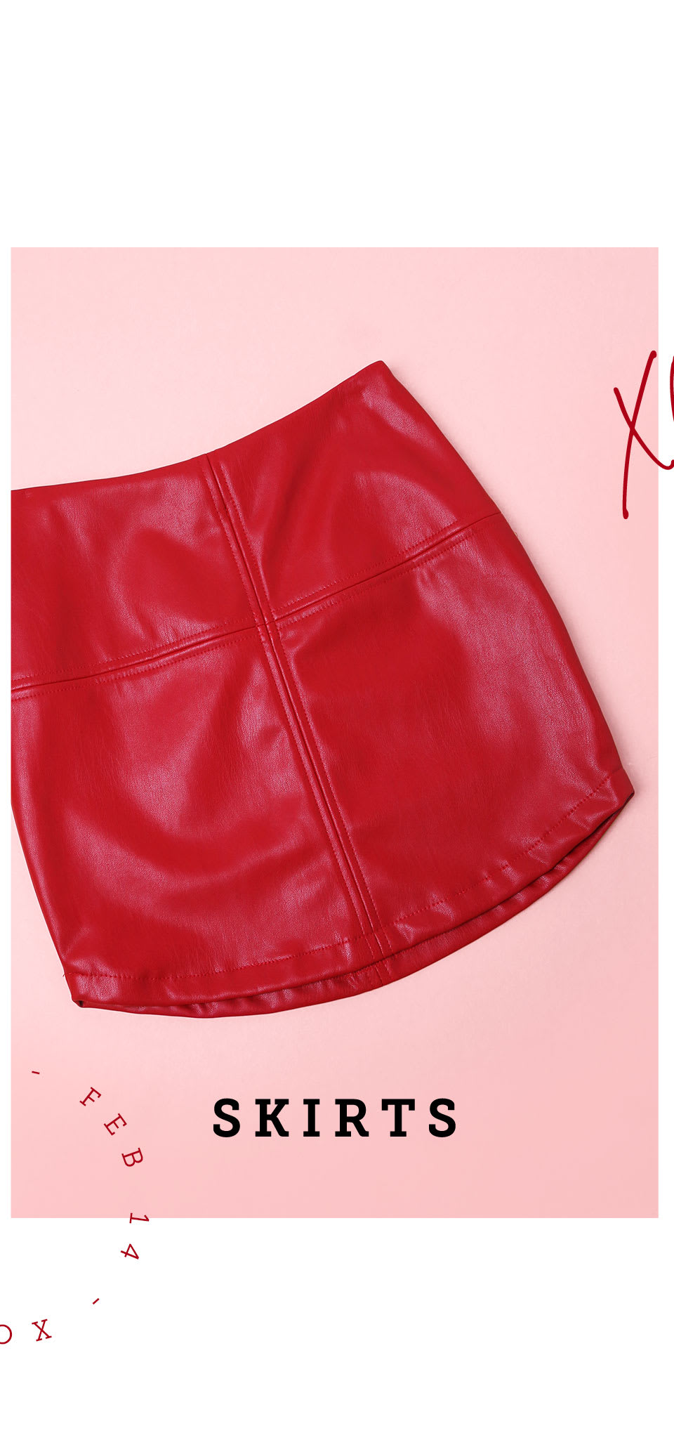 Shop Maxi Skirts, Mini Skirts, and Pencil Skirts for Women.