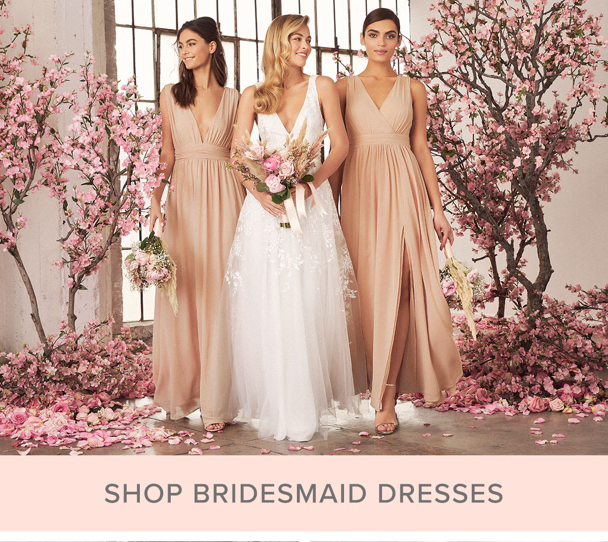 7dc4b3468381 Shop Bridesmaid Dresses