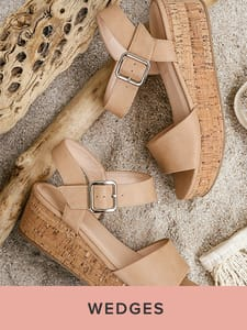 Shop Wedges for Women.
