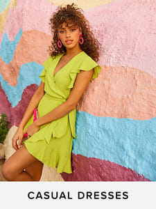 caccd7114d Trendy Casual Dresses for Women at Affordable Prices