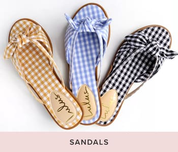Shop Sandals For Women.