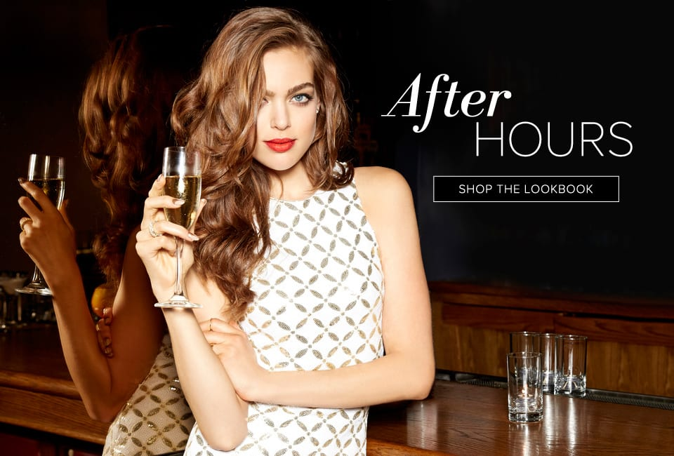 After Hours - Shop The Lookbook