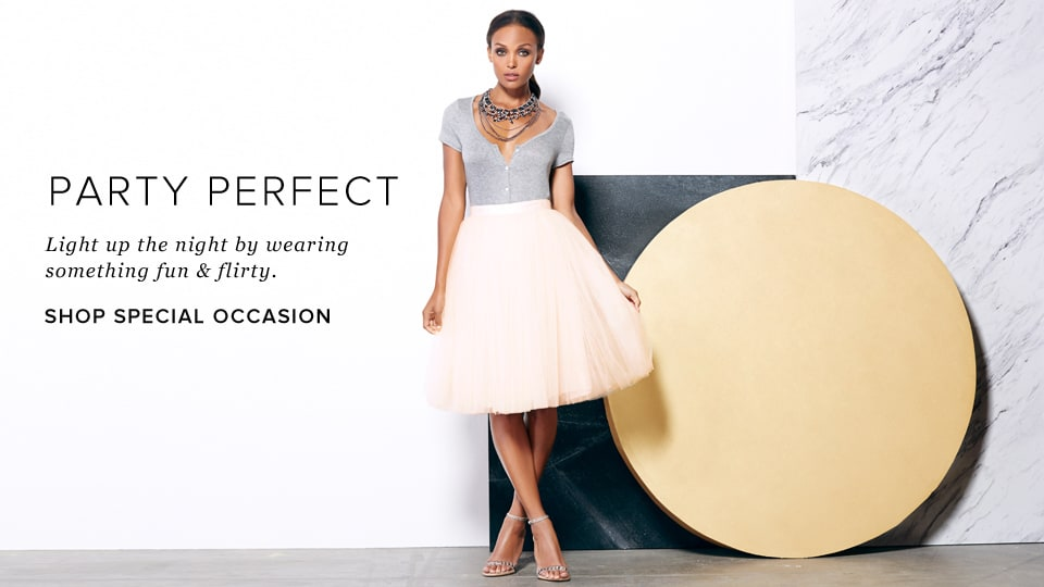 Party Perfect - Shop Special Occasion