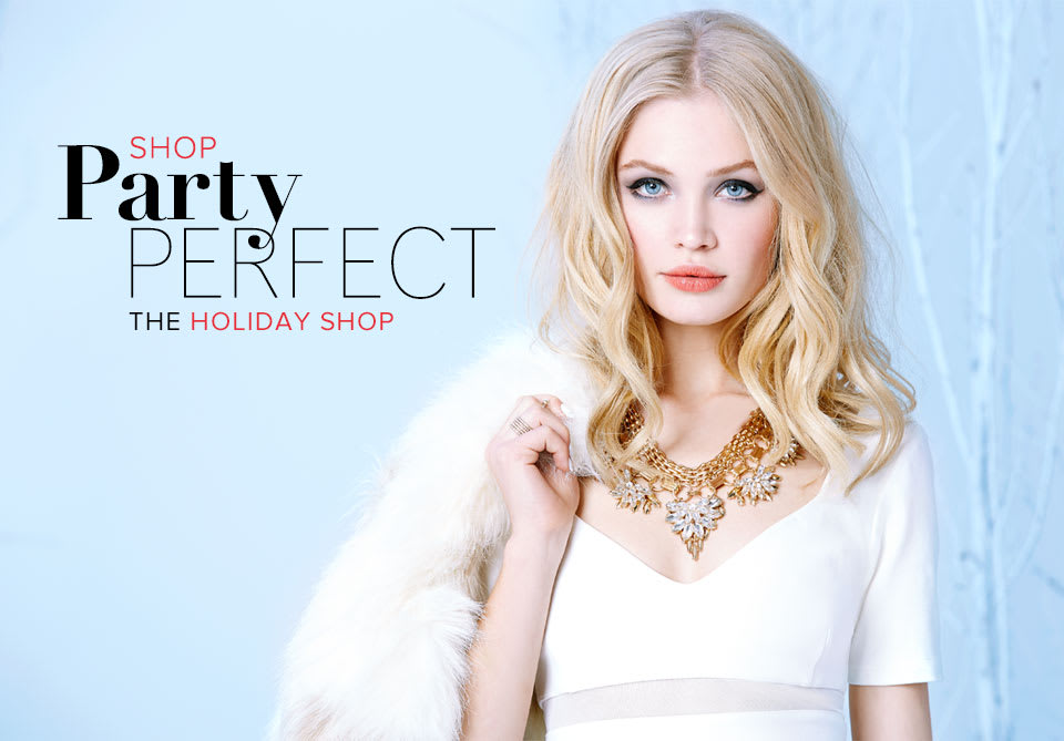 Party Perfect - The Holiday Shop