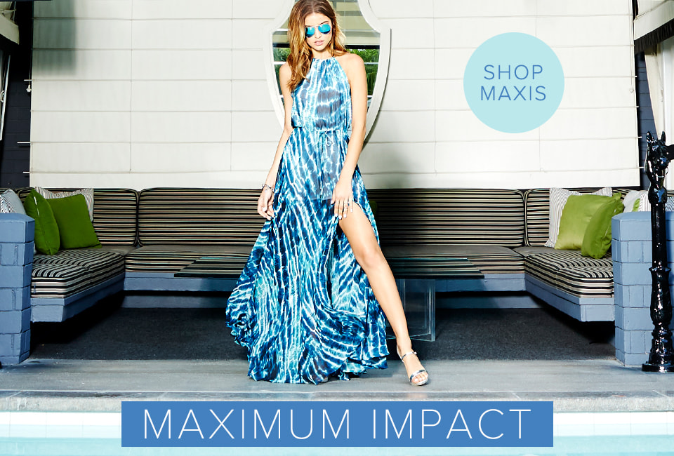 Maximum Impact - Shop Maxis
