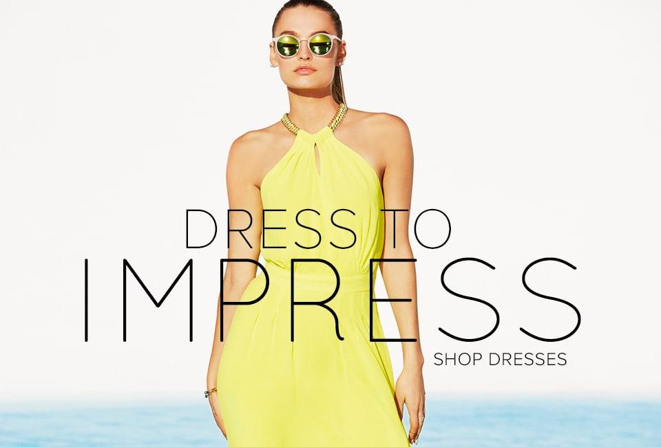 Shop Dresses!