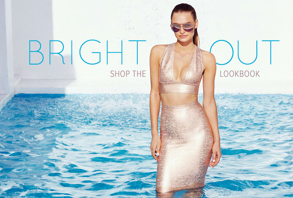 Bright Out - Shop The Lookbook