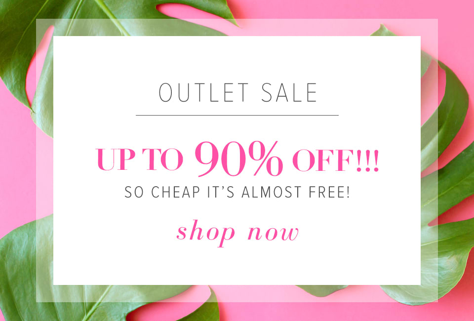 Shop the Outlet Sale!