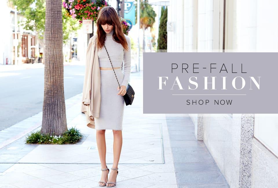 Shop Pre-Fall 2015!