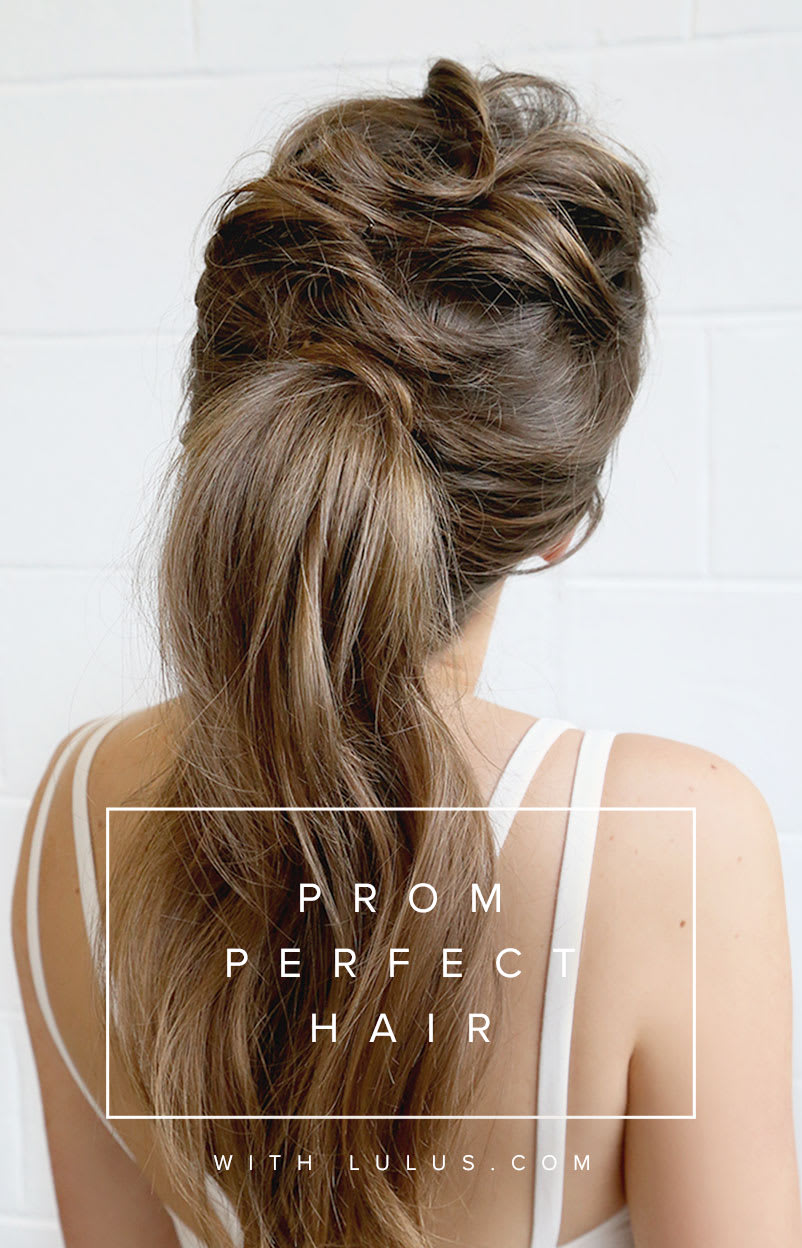 Prom Perfect Hair - Hero