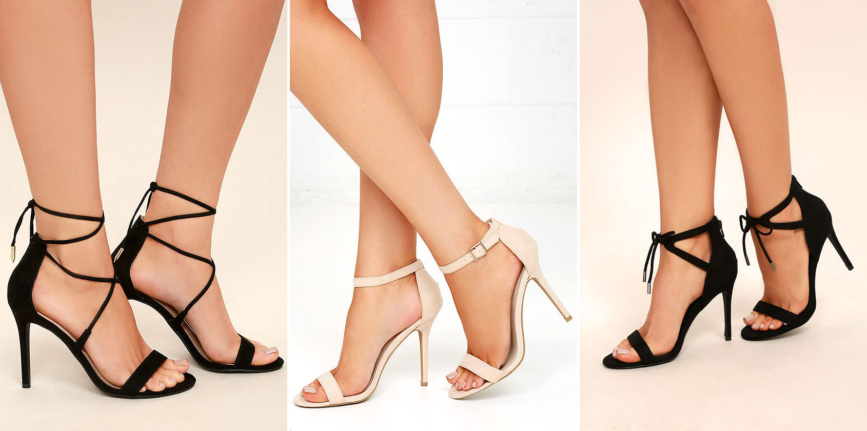 prom shoe styles - simple elegance