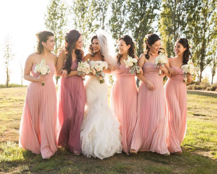 Bridesmaid Dress Roundup 10thebongirl